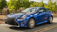 2016 Lexus RC 200t Picture Gallery