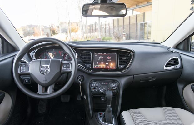Picture of 2016 Dodge Dart SXT FWD, interior, gallery_worthy