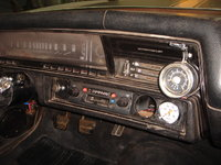 Picture of 1971 Chevrolet El Camino, interior