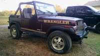 Picture of 1988 Jeep Wrangler S 4WD