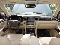 Picture of 2013 Lexus LX 570, interior, gallery_worthy