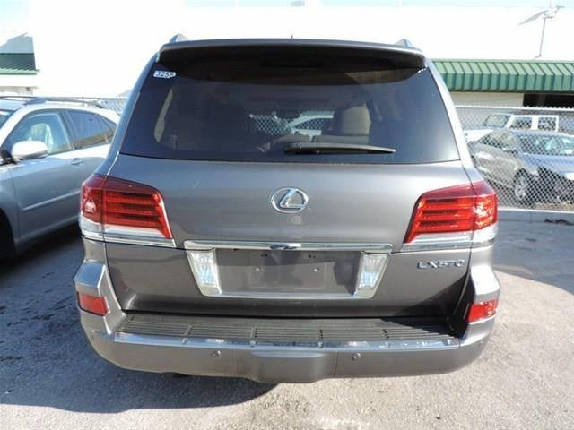 Picture of 2013 Lexus LX 570