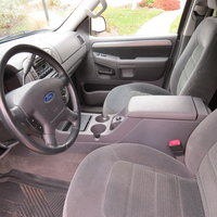 picture of 2003 ford explorer xls v6 awd interior - 2005 Ford Explorer Interior
