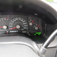Picture of 2003 Ford Explorer XLS V6 AWD, interior