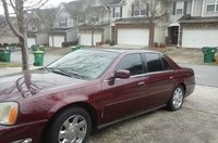 Picture of 2000 Cadillac DeVille Base, exterior, gallery_worthy