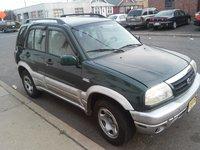 Picture of 2001 Suzuki Grand Vitara JLX Plus 4WD