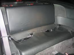Honda Civic CRX Questions - Can I install a backseat into my 1991 Honda CRX HF? - CarGurus