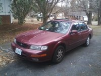 Picture of 1995 Nissan Maxima GLE, exterior