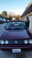 Picture of 1991 Volkswagen Cabriolet Base, exterior