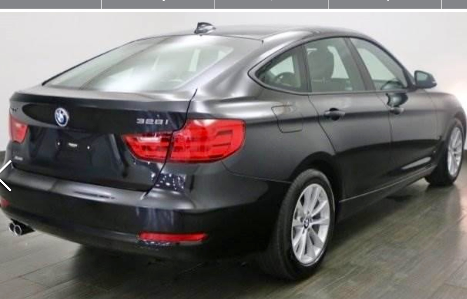 2015 bmw 3 series gran turismo overview cargurus. Cars Review. Best American Auto & Cars Review