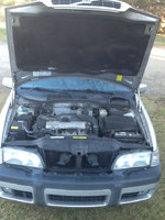Picture of 1999 Volvo V70 XC Turbo AWD, engine
