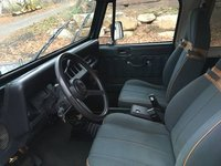 Picture of 1994 Jeep Wrangler Sahara, interior