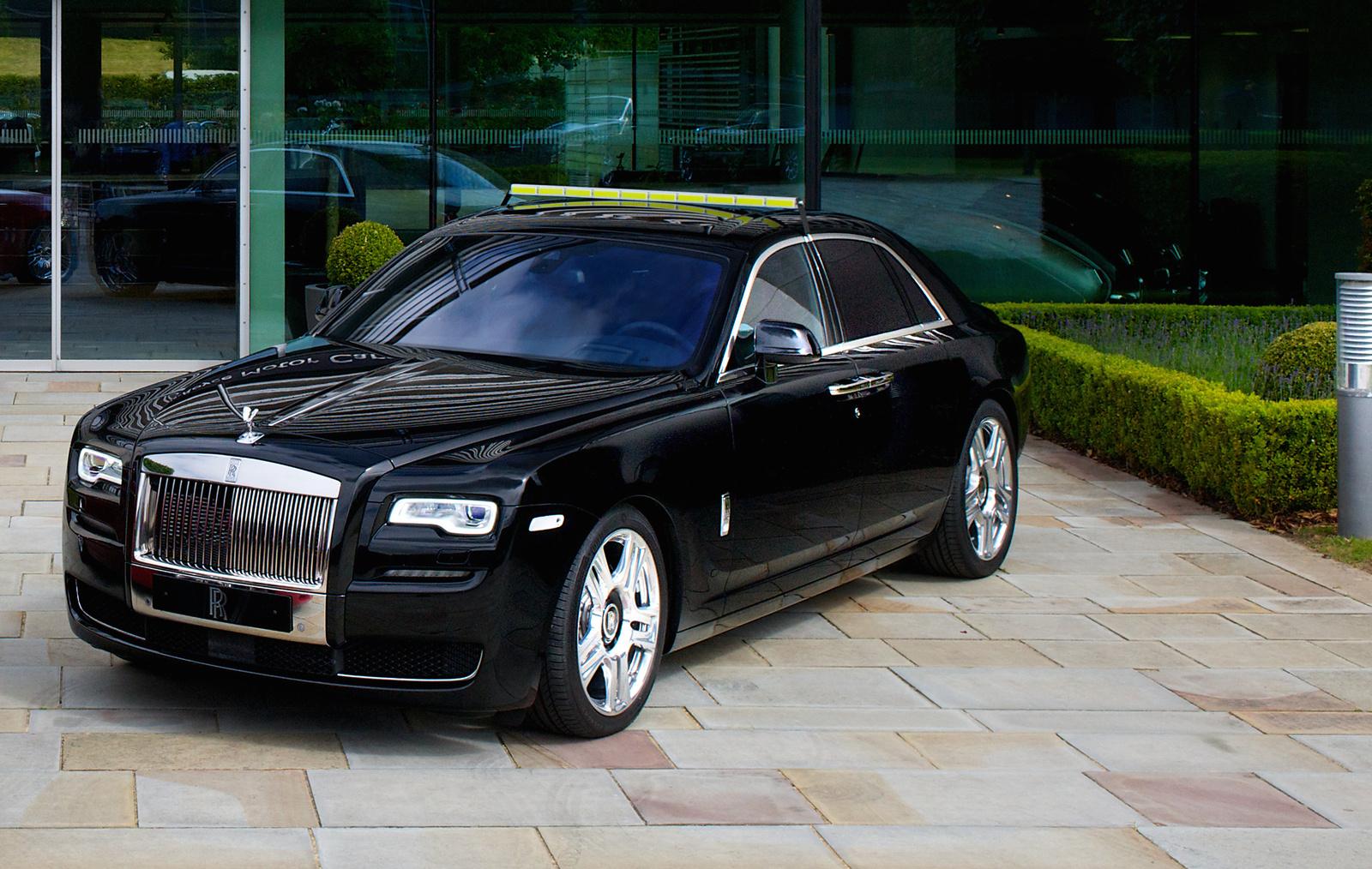 2016 Rolls Royce Ghost Review Cargurus