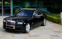2016 Rolls-Royce Ghost, Front-quarter view., exterior, manufacturer, gallery_worthy
