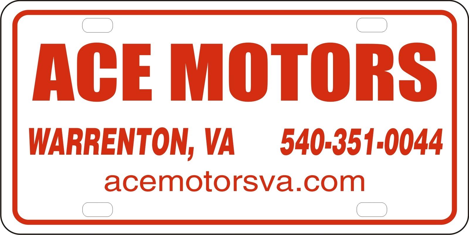 Ace Motors Llc Warrenton Va Read Consumer Reviews