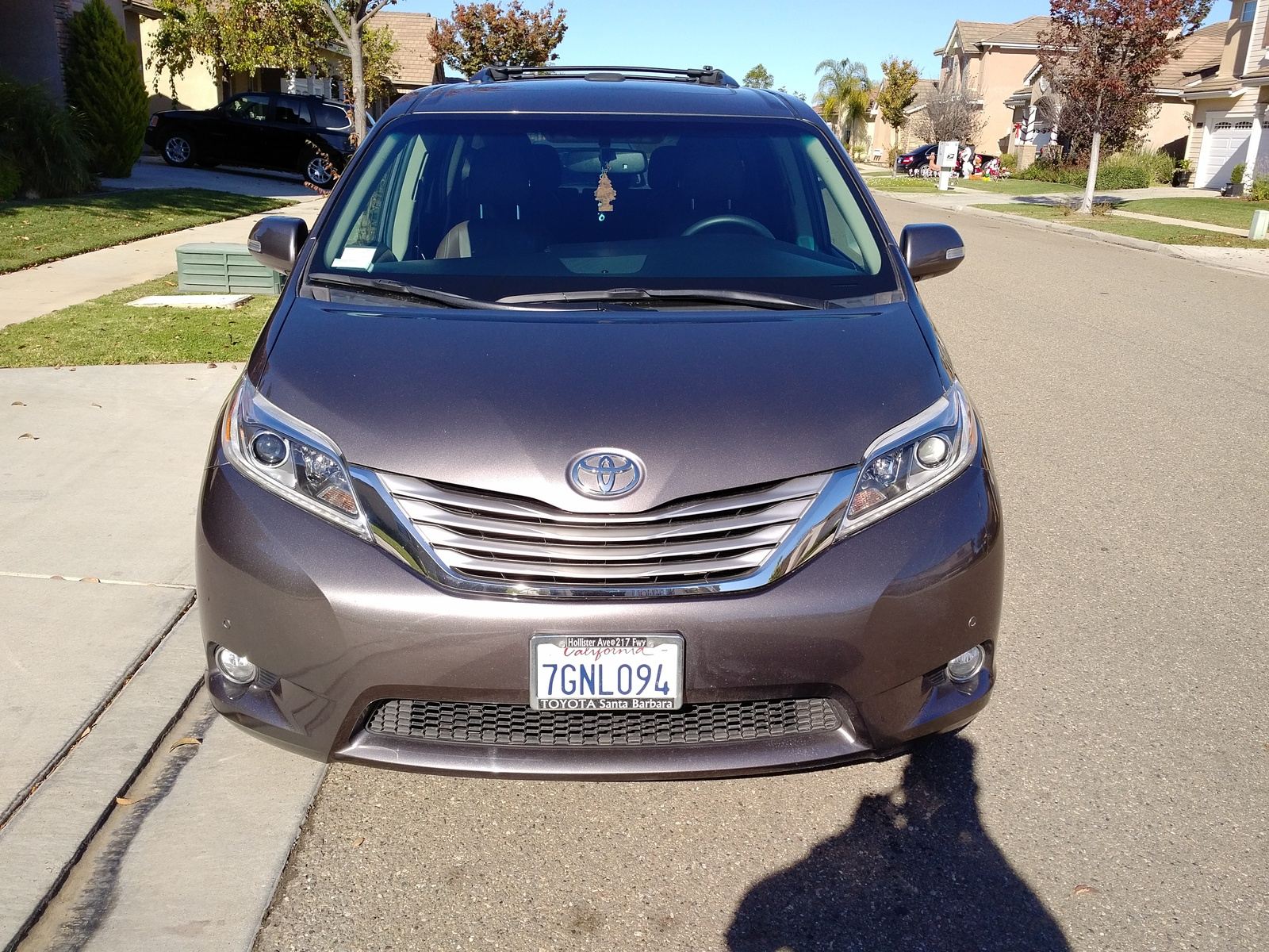 Picture of 2015 Toyota Sienna Limited 7-Passenger
