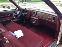 Picture of 1981 Chevrolet Monte Carlo 2 Dr Coupe, interior
