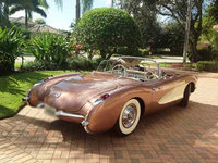 Picture of 1956 Chevrolet Corvette Convertible Roadster, exterior
