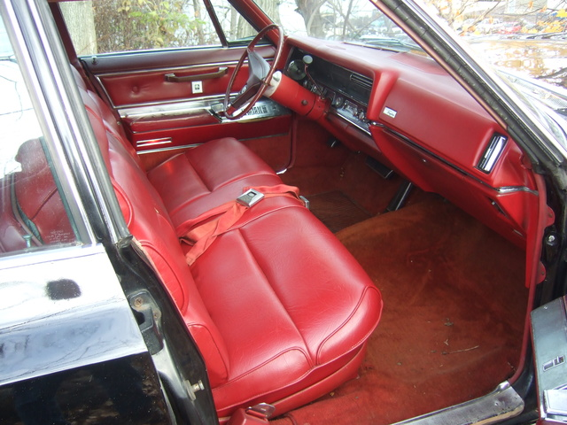 Picture of 1967 Cadillac Fleetwood, interior, gallery_worthy