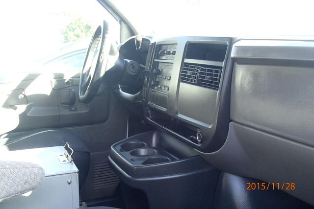 2003 Chevrolet Express Cargo Pictures Cargurus