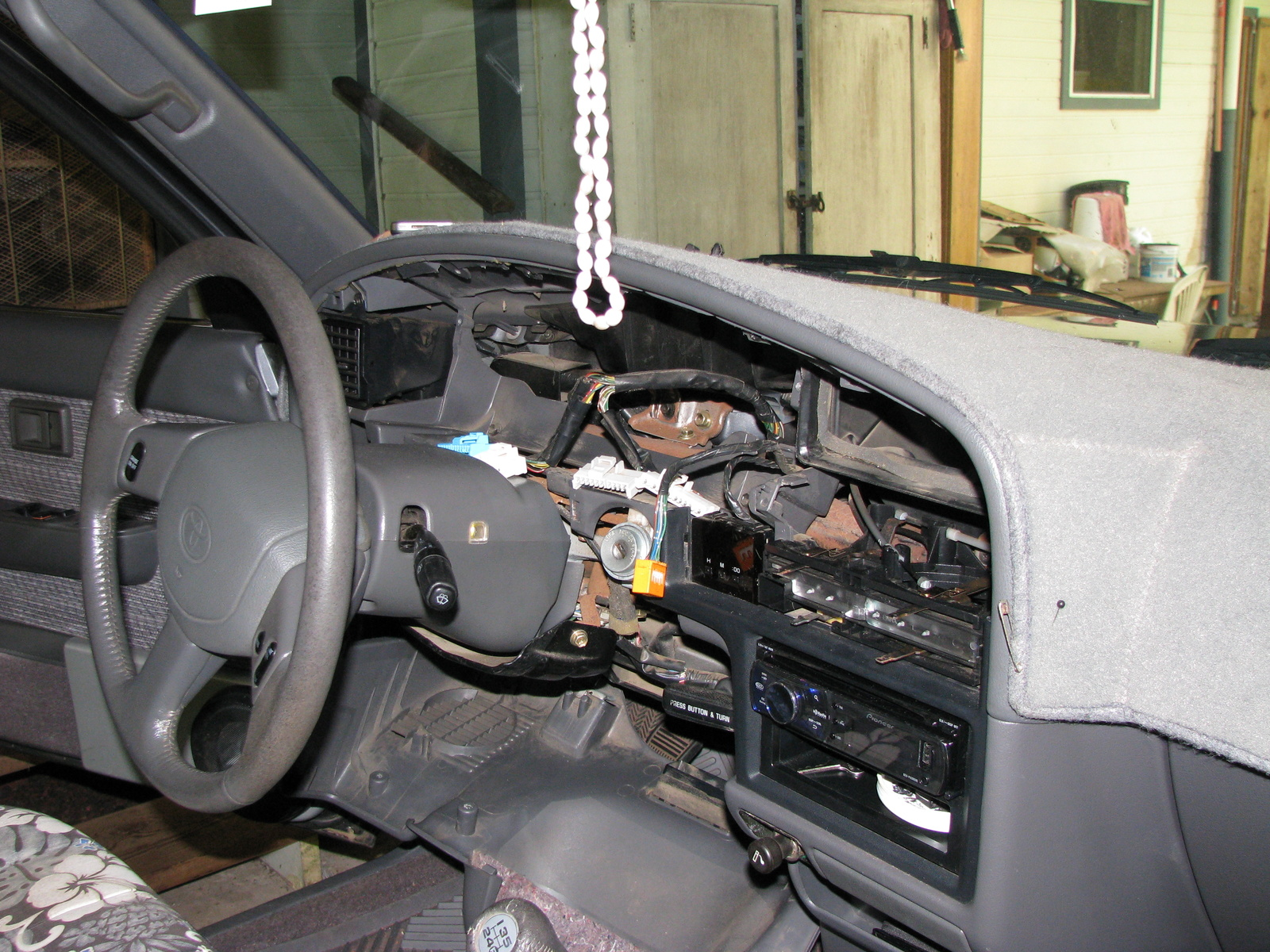 Toyota Pickup Questions Im Fixing To Buy A 1992 And Starting Problems Mark Helpful