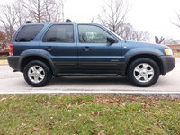 Picture of 2001 Ford Escape XLT 4WD, exterior