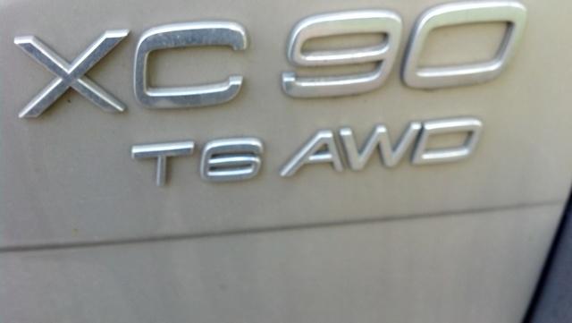 2003 Volvo XC90
