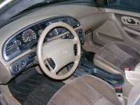 Picture of 1996 Ford Contour 4 Dr GL Sedan, interior