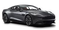 2016 Aston Martin Vanquish, Front-quarter view., exterior, manufacturer