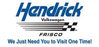 Hendrick Volkswagen Frisco logo