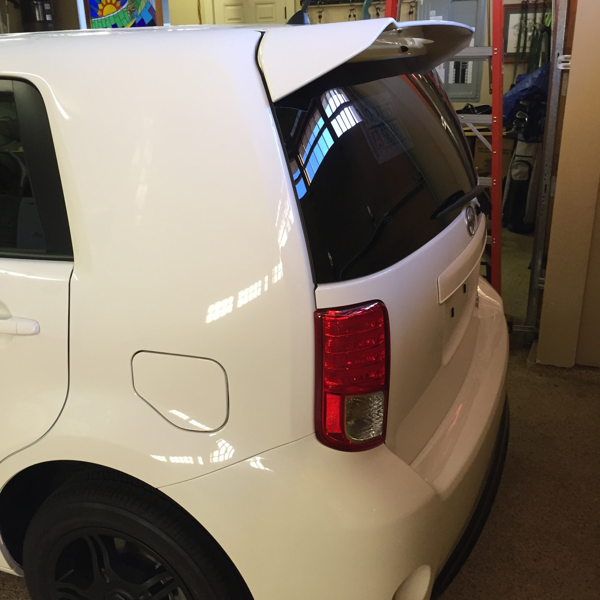 Picture of 2015 Scion xB Base
