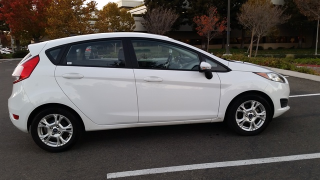 2014 ford fiesta pictures cargurus. Cars Review. Best American Auto & Cars Review