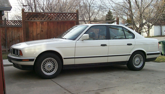 1989 Bmw 5 Series Pictures Cargurus