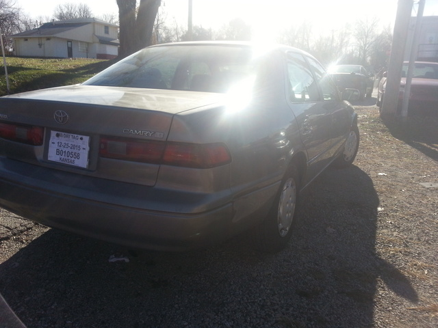 Picture of 2002 Kia Optima