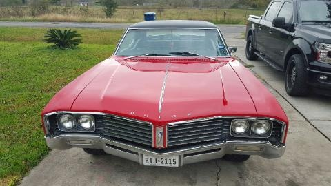 Picture of 1967 Buick Electra, exterior, gallery_worthy