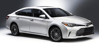 2016 Toyota Avalon, Front-quarter view., exterior, manufacturer, gallery_worthy