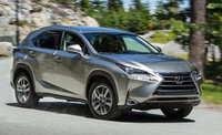 2016 Lexus NX 200t Picture Gallery