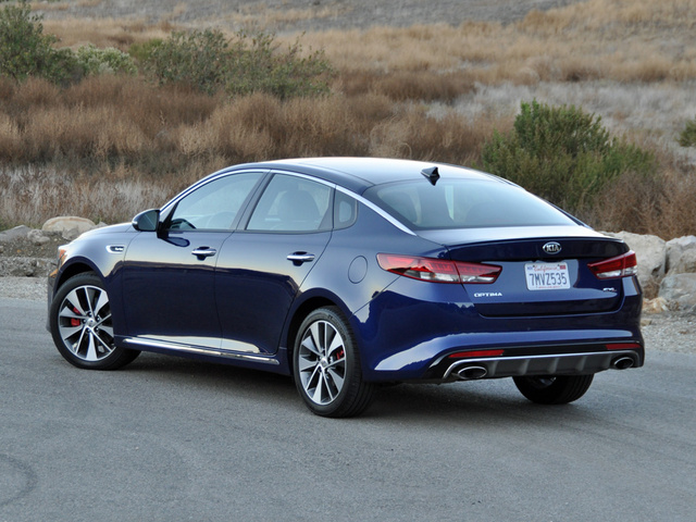 2016 Kia Optima Pictures Cargurus