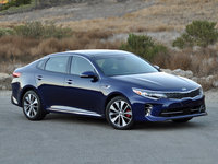 2016 Kia Optima SXL Turbo, 2016 Kia Optima SX Limited in Horizon Blue, exterior, gallery_worthy