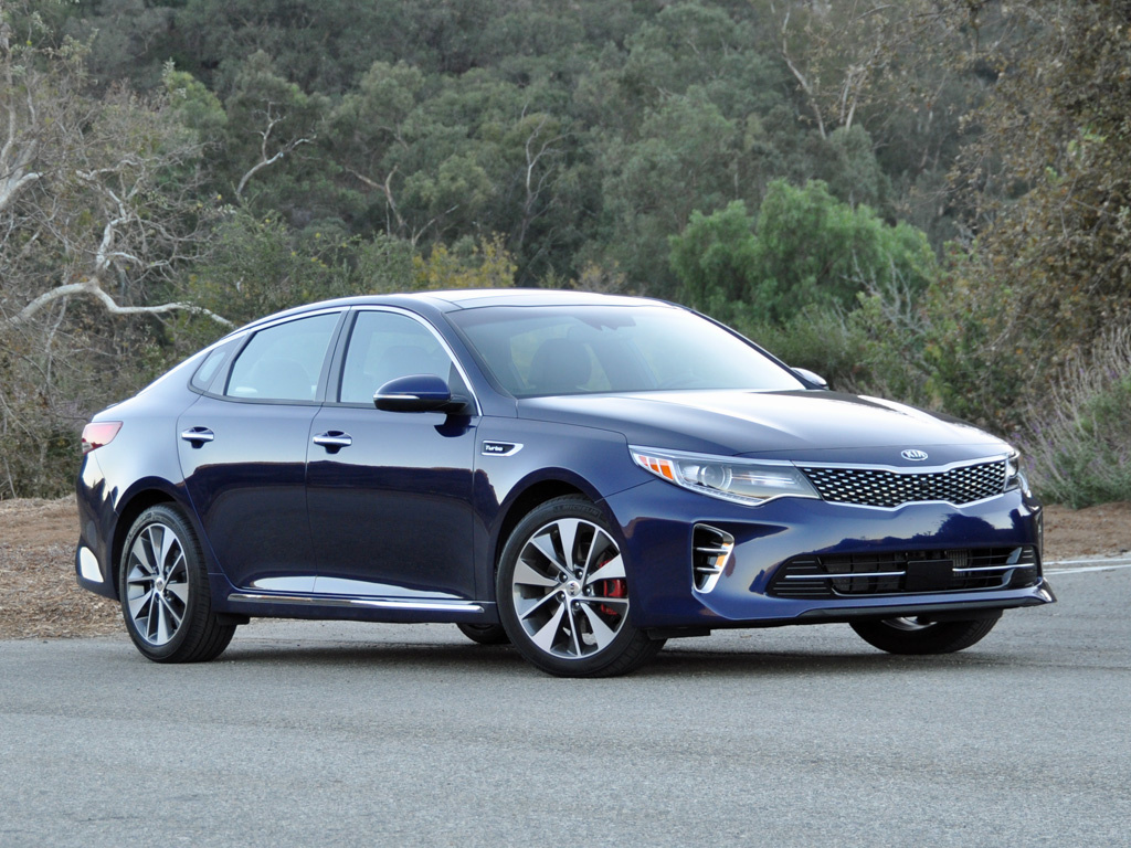 Picture of 2016 Kia Optima SXL Turbo