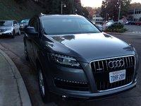Picture of 2014 Audi Q7 3.0T quattro Premium AWD, exterior, gallery_worthy