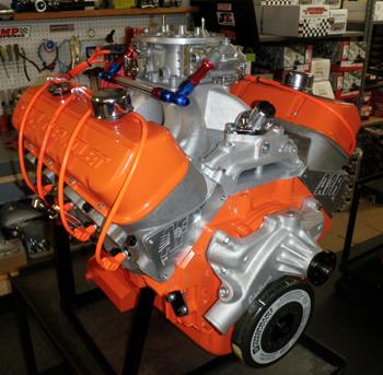 rebuilding chevy engines