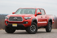 Toyota Tacoma Overview
