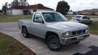 Picture of 1993 Nissan Pickup 2 Dr STD Standard Cab SB, exterior