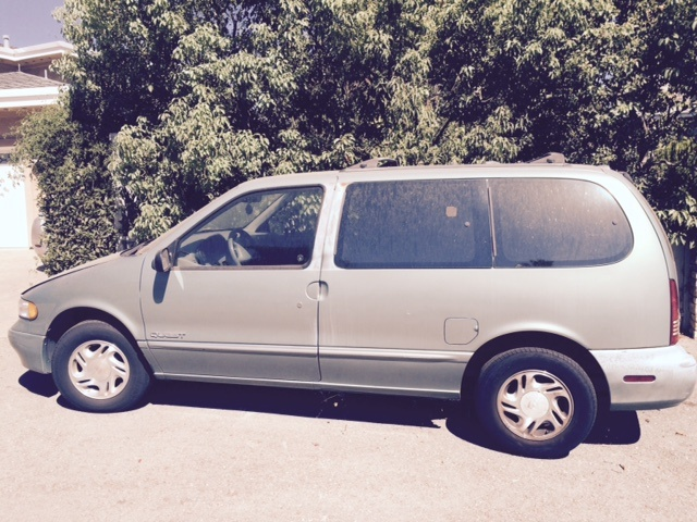Picture of 1997 Nissan Quest 3 Dr GXE Passenger Van