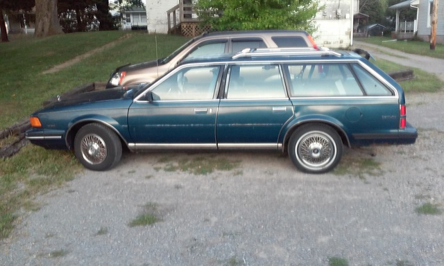 Picture of 1990 Buick Century Limited Wagon, exterior