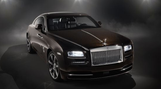 2016 Rolls-Royce Wraith, Front-quarter view., exterior, manufacturer, gallery_worthy