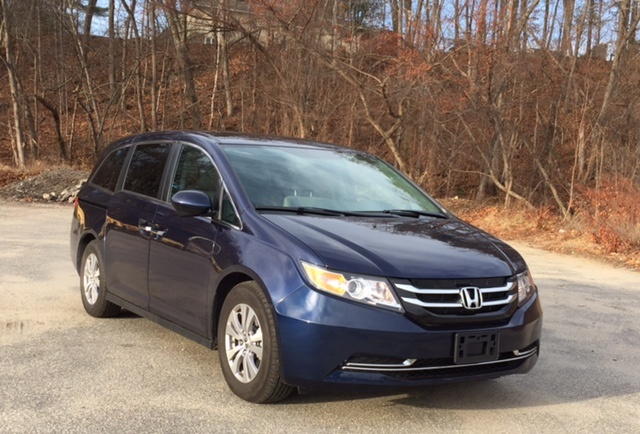 2016 Honda Odyssey Test Drive Review