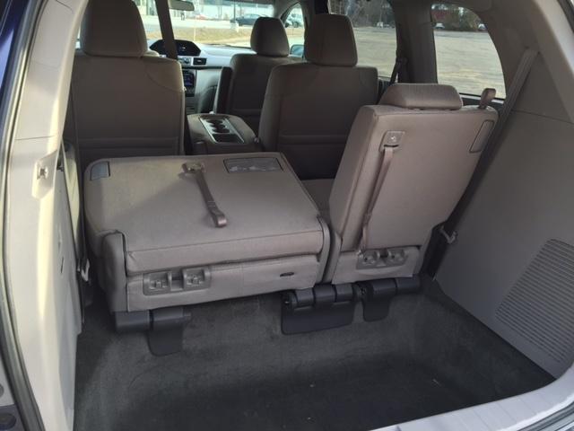 2016 Honda Odyssey Pictures Cargurus