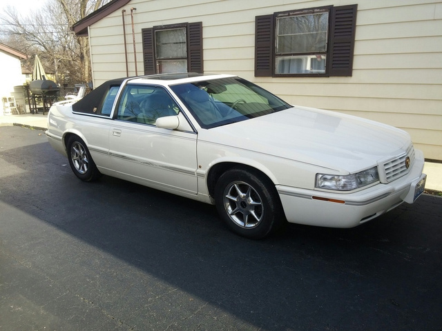 Picture of 2002 Cadillac Eldorado ETC Collectors Series Coupe, exterior, gallery_worthy